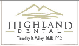 Highland Dental in Richmond, KY logo
